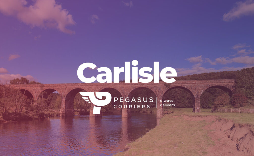 Carlisle delivery driver work