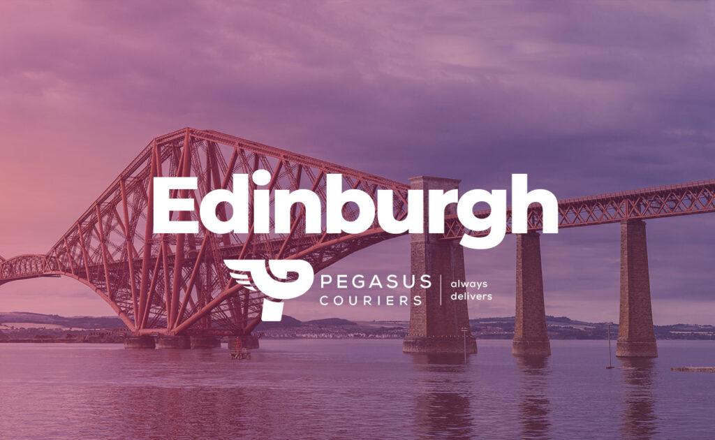 Edinburgh van driver