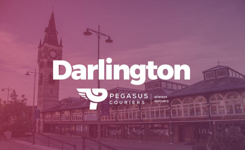 Darlington Delivery driver