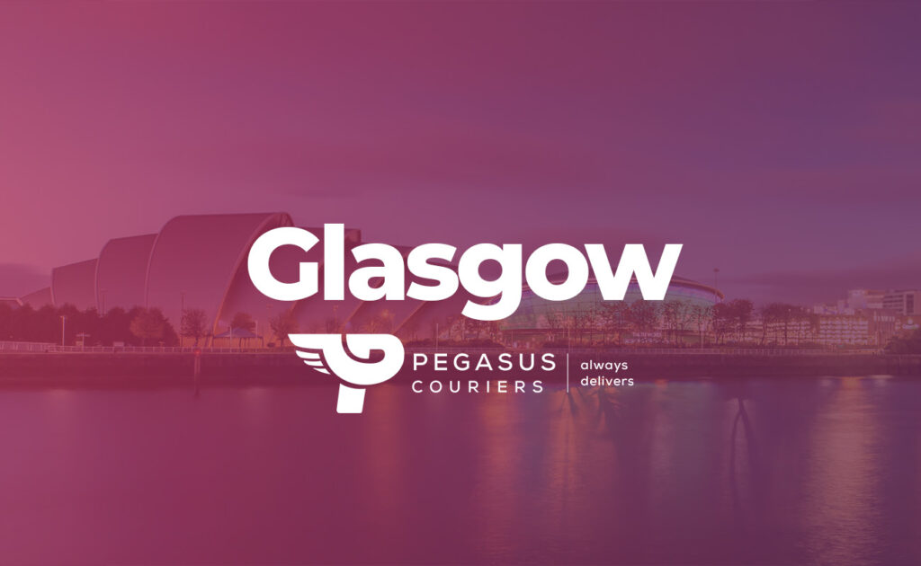 Glasgow delivery driver